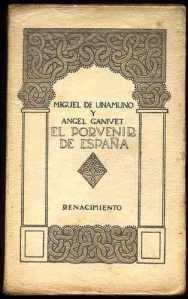 miguel-de-unamuno-ganivet-el-porvenir-de-espana-colecc-1912