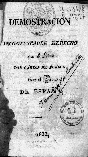 1833IncontestableDerecho